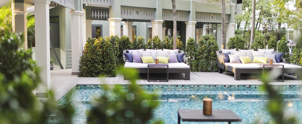 Bangkok hotel, Wellness hotel, Spa, Dining
