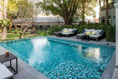 Gallery, Bangkok hotel, Wellness hotel,  Dining, Spa, Pool